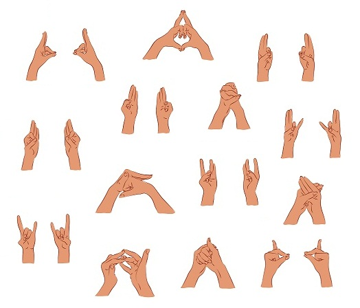 24 Historical Yoga Mudras and Their Benefits for Body & Mind