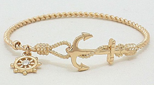 gold-bracelets-for-women-anchor-style-gold-bracelet-for-women