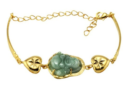 gold-bracelets-for-women-gold-bracelet-with-buddha-design
