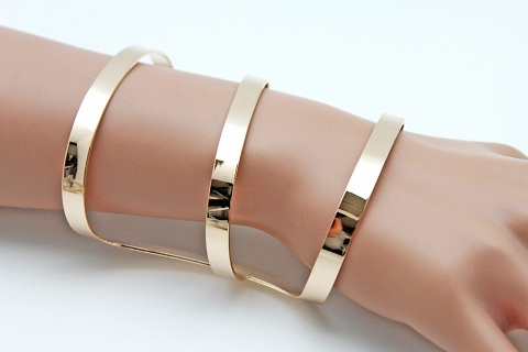 gold-bracelets-for-women-gold-bracelets-with-geometric-shapes