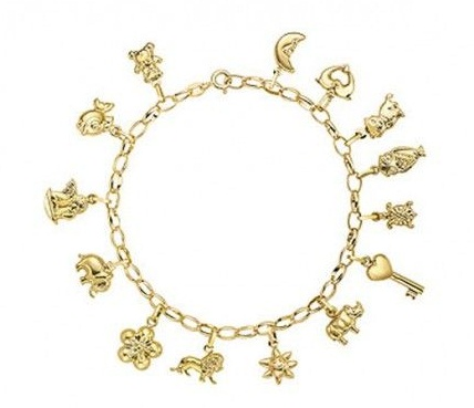 gold-bracelets-for-women-gold-bracelets-with-zodiacs-emblems