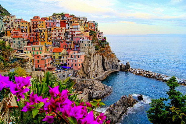 manarola_Italy Tourist Places