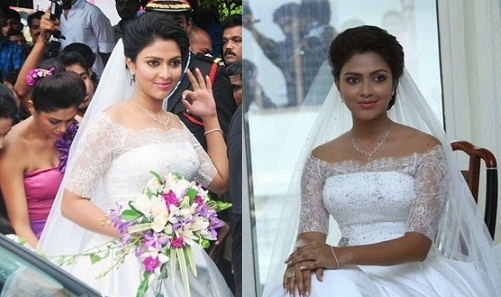 The Simple Christian Bridal Look