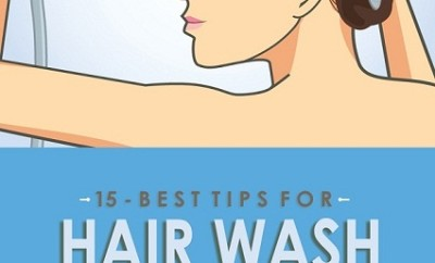 Tips And Steps For Before Going To Hair Wash