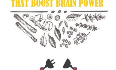 herbs to boost brain power