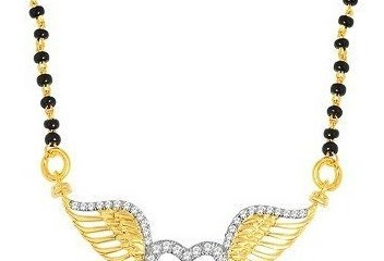 angel-heart-pendant-mangalsutra-8