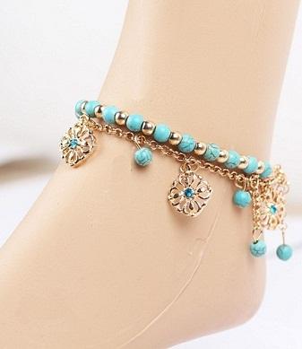 anklet-designs-blue-bead-anklet