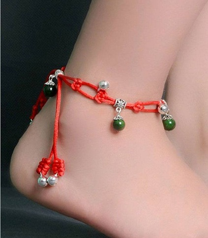 5874c1a53cad3e 25 Latest Anklet Designs For Girls in 2019