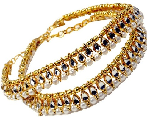 anklet-designs-traditional-gold-anklet
