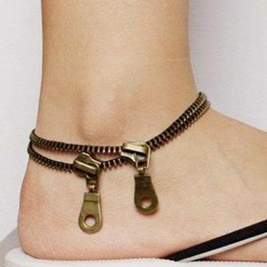 anklet-designs-zipper-anklet-design
