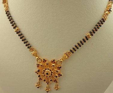 antique-meenakari-designer-mangalsutra-9