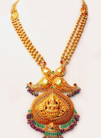 9 Latest Temple Jewellery Sets Styles At Life