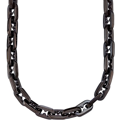 black-stainless-steel-razor-link-chain-necklace14