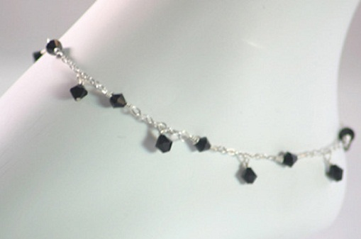 beads anklet sterling of pair muccasacra red anklets elephant silver large with most popular az