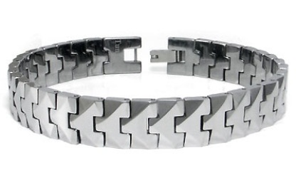 bracelets for men - tungsten bracelets