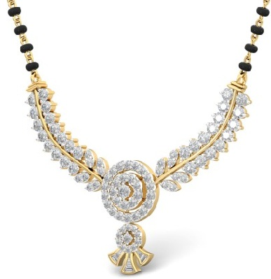circular-diamond-mangalsutra-design-1