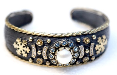 copper-bracelets-design-pearl-4
