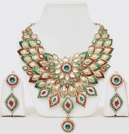 9 Latest Indian Fancy Jewellery Designs | Styles At Life