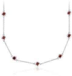 garnet-gemstones-silver-chain-design-13