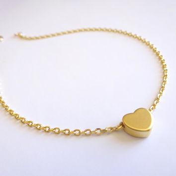 gold-anklets-designs-heart-designed-anklet