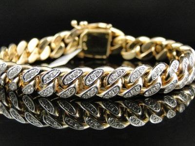 15 Indian Mens Bracelet Designs in Gold