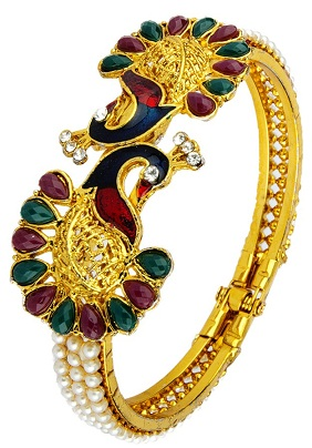 gold-plated-twin-peacock-design-kada8