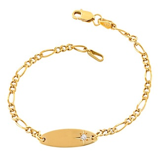 Golden Baby Bracelets1