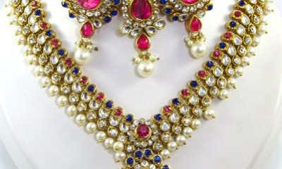 Top 9 Latest Kundan Jewellery Designs