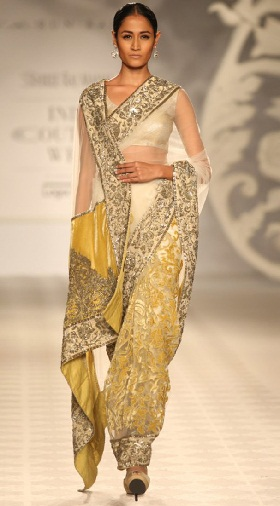 latest-designer-sarees-designer-colour-pleated-sarees