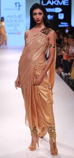 latest-designer-sarees-dhoti-saree-designs