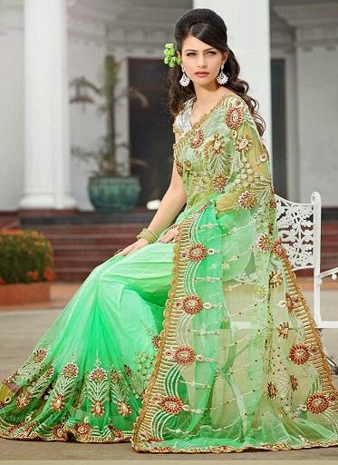 Top 30 Latest Designer Sarees Styles At Life