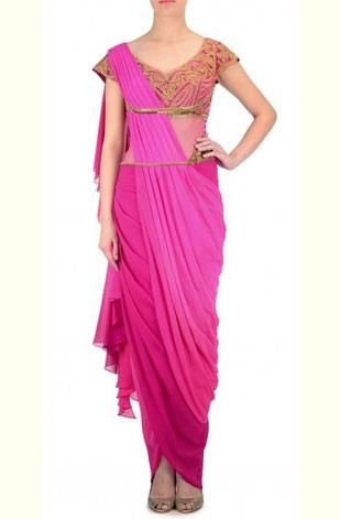 latest-designer-sarees-ombre-saree-designs