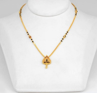 leaf-designed-mangalsutra-chain-8