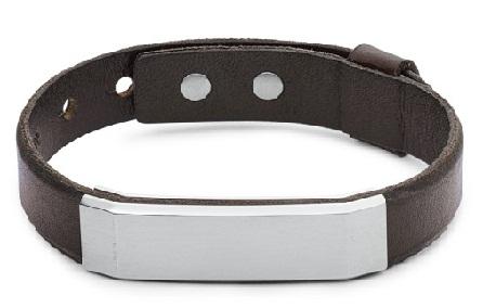 leather-bracelets-designs-steel-leather-bracelet-for-men