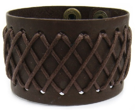 leather-bracelets-designs-wide-leather-bracelet