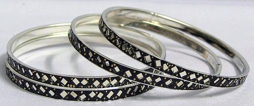 mirror-image-black-metal-bangles3