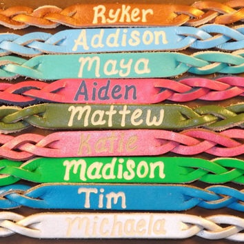 name-bracelets-designs
