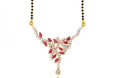 red-leaves-pendant-mangalsutra-1