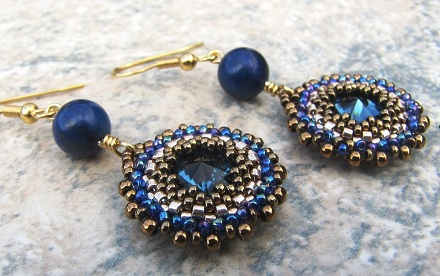 rivoli-beaded-ear-ring-4