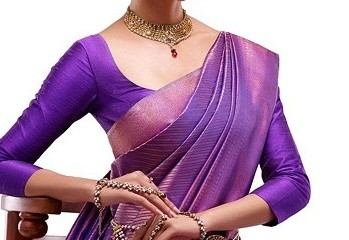 silk-blouse-designs-1