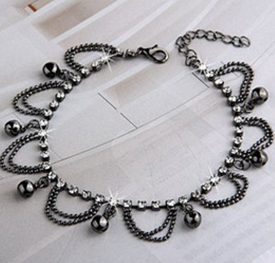 silver-anklets-for-girls-rhinestone-silver-black-anklets-in-sparkling-fashion