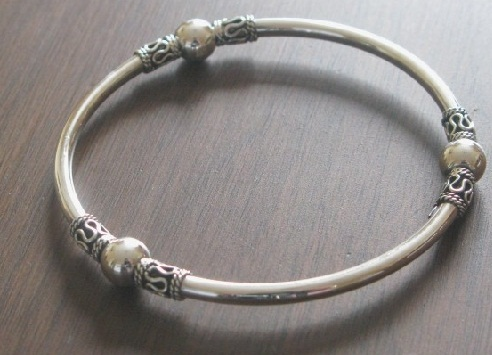 hammered coast jewellery bracelet solid product bangles bangle silver category