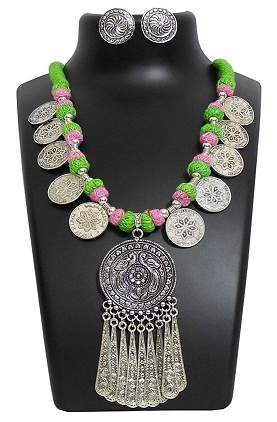 silver-circular-temple-jewellery