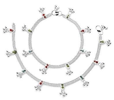 silver-enamel-anklets2