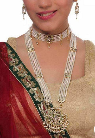 silver-temple-jewellery-haar-with-pearls