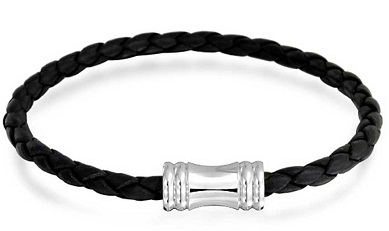 silver-black-leather-bracelet-design14