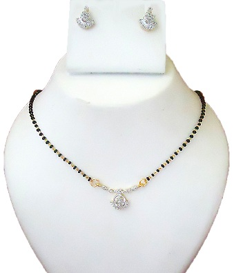 Small Single Vati Mangalsutra