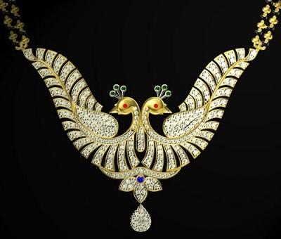 tanmaniya-peacock-designed-mangalsutra-2
