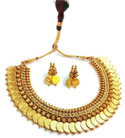 temple-jewellery-designs-coin-garland-in-temple-design