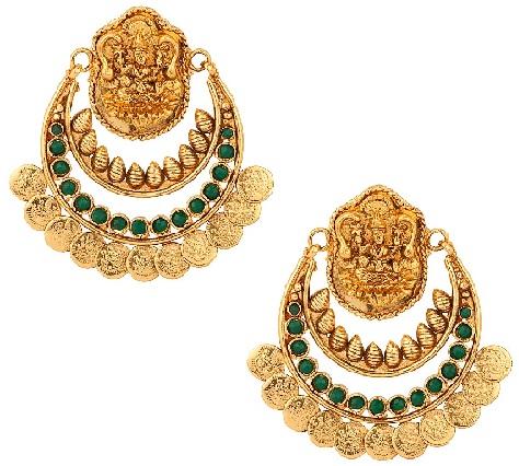 25 Gold Temple Jewellery Designs